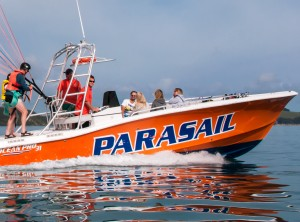 Kiwi Parasail Trips Paihia, Bay of Islands