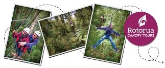 Rotorua canopy tours header 3