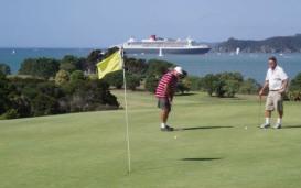 Waitangi golf course