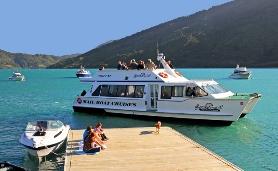 Brachcomber Mail boat