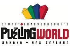 puzzling world logo