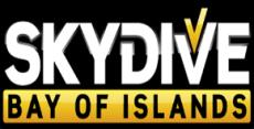 Bay of Islands skydive logo