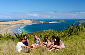 intercity fullers Cape reinga, maria van demon