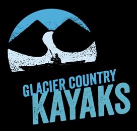West Coast Glacier Country Kayaks Logo
