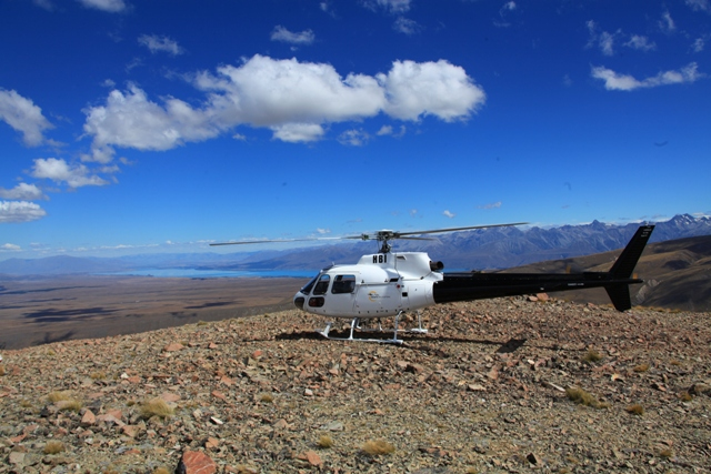 Mount Cook Scenic Helicopter Flights With Tekapo Helicopters