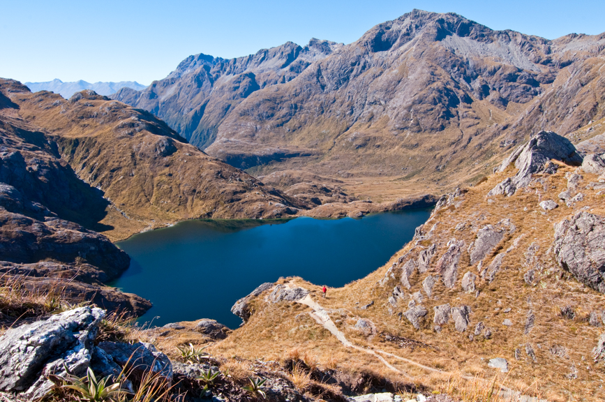 Routeburn-Track-Lake-Harris-13