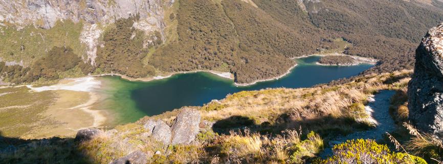 Routeburn-Track-Lake-Mackenzie-1