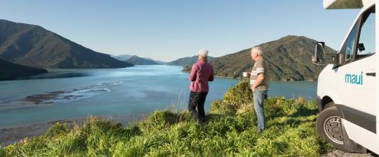 Road-trip-New Zealand-Marlborough-queen-charlotte-drive