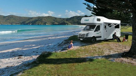 Road-trip-New Zealand-christchurch-Maui-Campervan