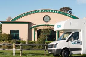 Road-trip-New Zealand-christchurch to Blenheim-Makana-Chocolate