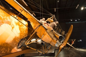 Road-trip-New Zealand-christchurch to Picton-Blenheim-Omaka-Aviation-museum