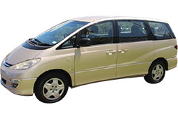 rental-car-toyota-previa--Bay-of-islands-northland