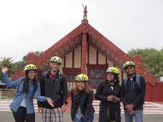 rotorua-bike-tours-with-happy-ewe-cycle-tours-marae