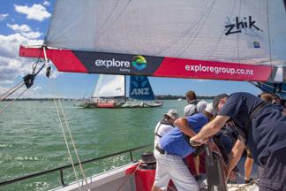 Auckland voile - Naviguez sur un bateau de l'America's Cup, Nouvelle-Zélande