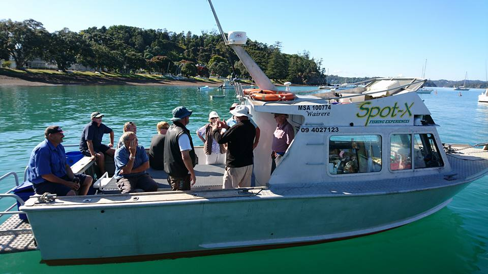 Fishing charters bay of islands fishing trips from paihia for Sport fishing charters