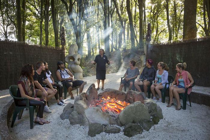 Tamaki maori village rotorua s culture show and hangi