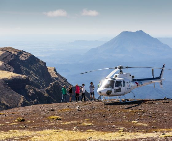 Helicopter Tours New Zealand North Island