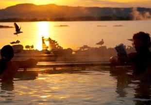 polynesian-pools-rotorua-evening-private-hot-pool-dusk