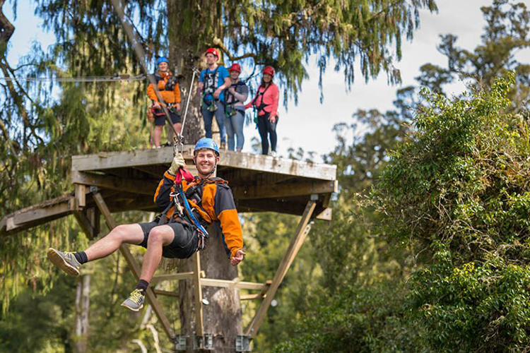 New Zealand Small Group Adventure Tours