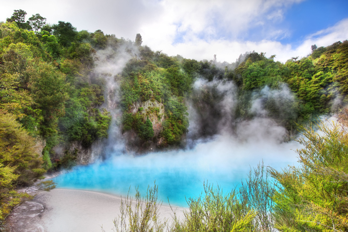 Rotorua S Best Geothermal Attraction Hot Pools Amp Boat Tours