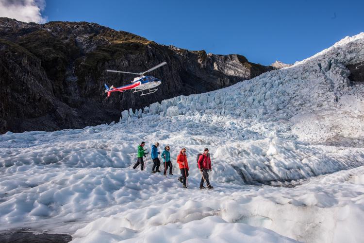 Fox And Franz Josef Glaciers Tours