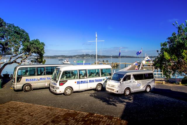 Mini Bus Tour Bay Of Islands