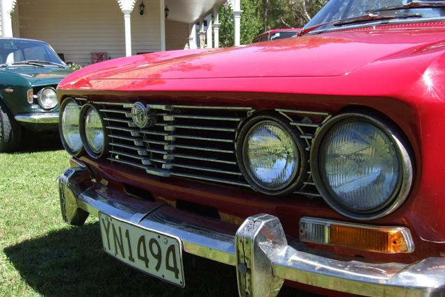 Classic Car Hire Christchurch