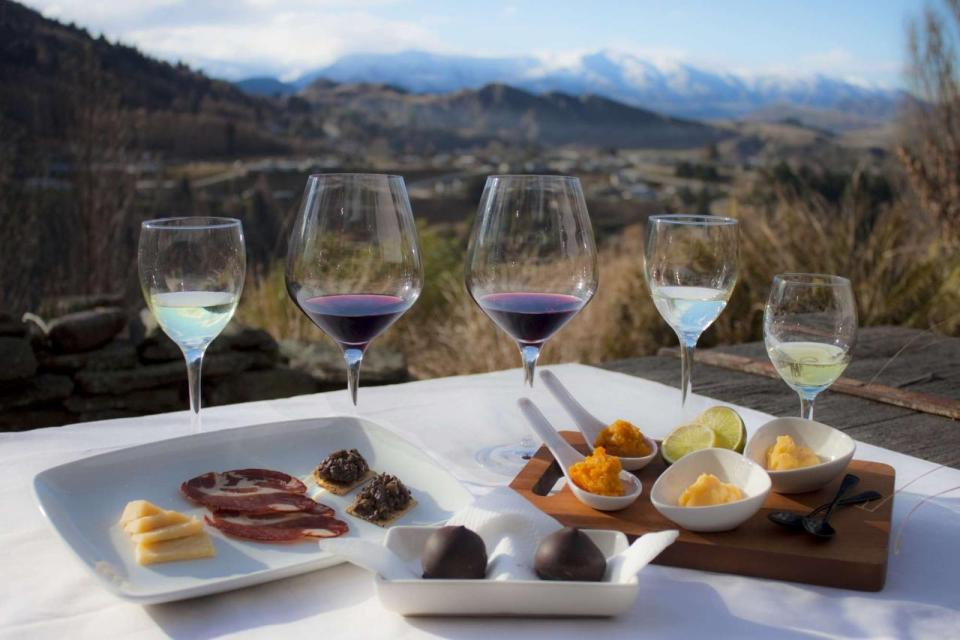 The best vineyard tours and wine tasting holidays around the world