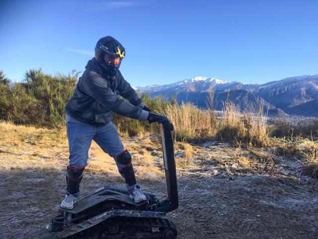 Dtv Shredder Price >> Mountain Shredder Queenstown's adrenaline off road adventure
