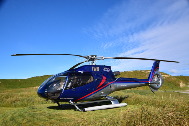 Wellington Helicopters Provide An Extensive Range Of Scenic Flights
