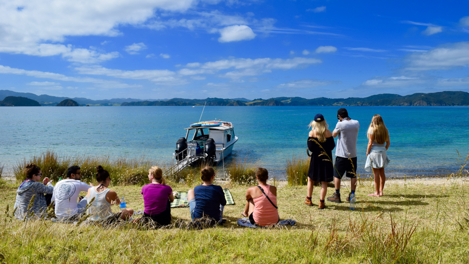 Bay of Islands Sea Shuttle Tours & Island Water Taxi