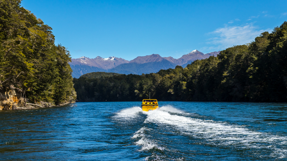 Fiordland Boat Tours
