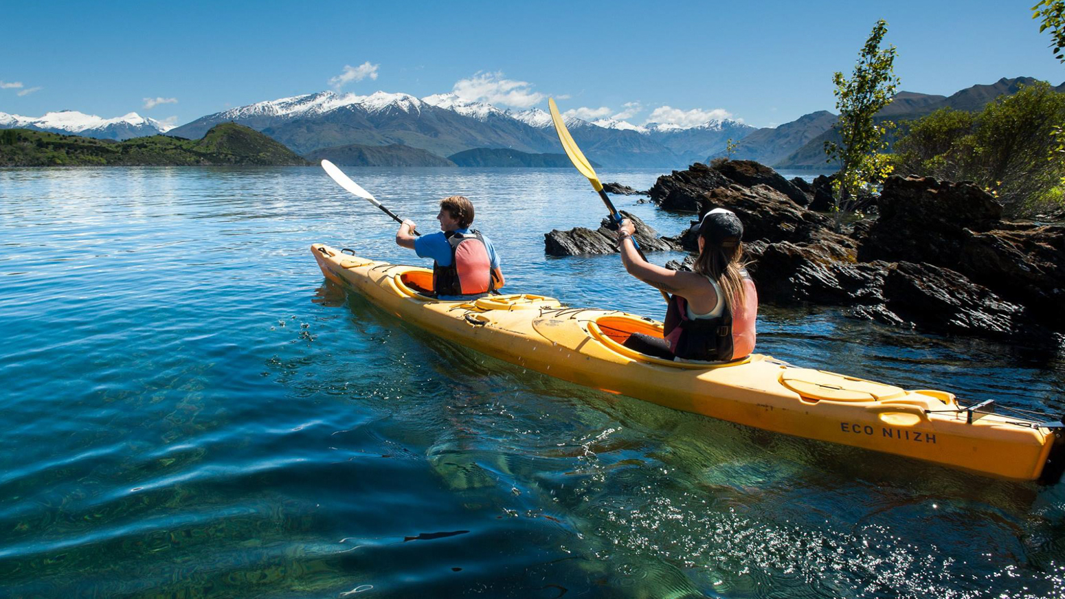 New Zealand Self Guided Tours