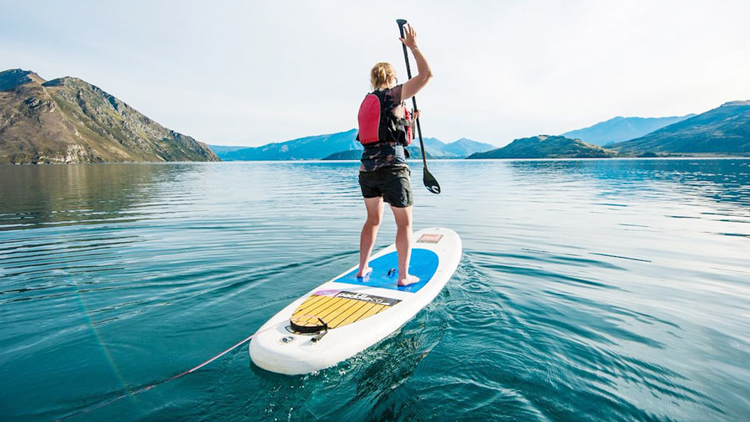 Stand-Up Paddle Boarding | Sun Peaks Resort