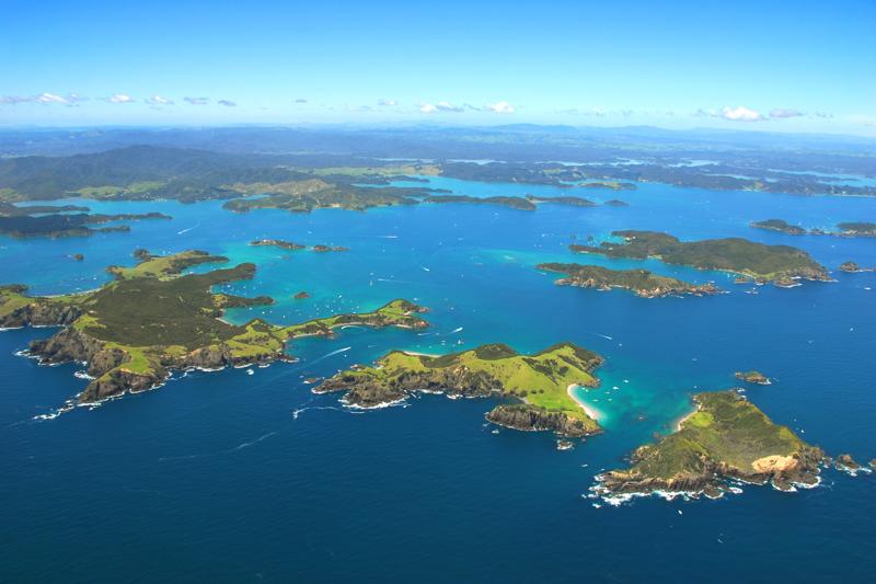 Fullers New Zealand Bay Of Islands