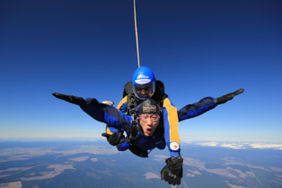 Best places for Skydiving in New Zealand - North & South Island