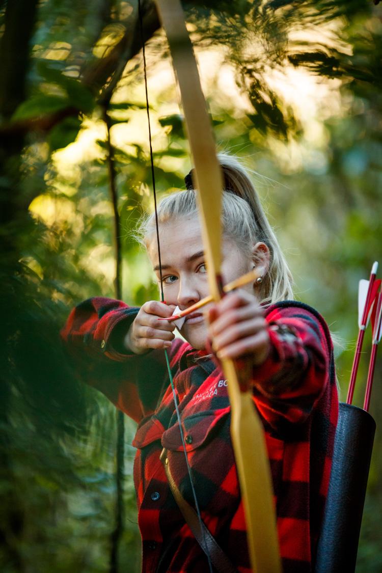 Nelson Archery Park Bow Amp Arrow Adventures