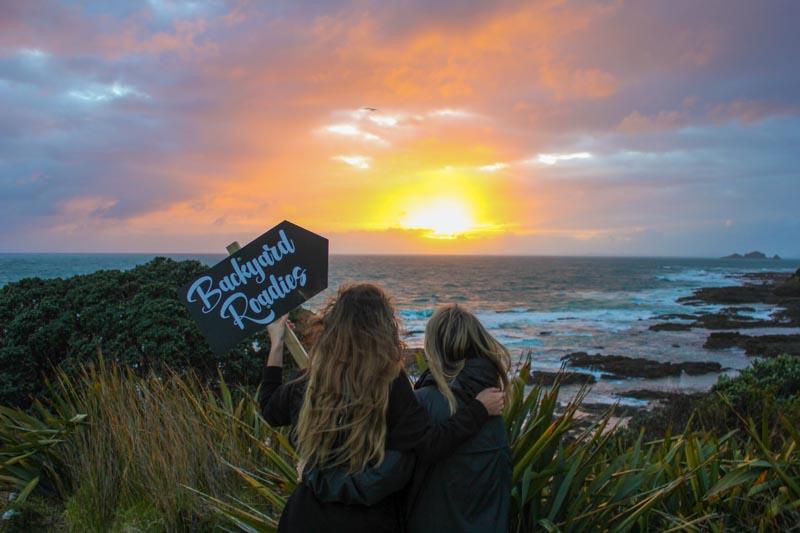 Backpacker Adventure Tours Northland, New Zealand